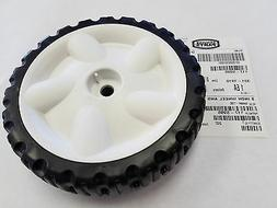 """Toro 117-5995 8 INCH WHEEL AND TIRE ASM OEM FITS MANY 20"""" RE"""