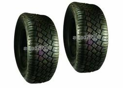Stens 160-533 Set of 2 CST 4 Ply Tubeless Mowku Tires 23 x 1
