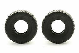 TWO 15X6.00-6 Lawn Tractor Turf Lawn 15X6-6 4 Ply Rated Lawn