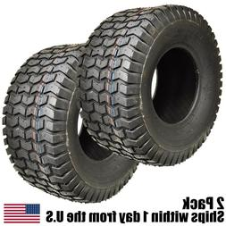 2 Pack 23x9.50-12 4 PLY Turf Lawn Mower Tires DS7081 Pair Tr