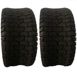 2 Ply Rated Black Turf Tires Lawn Mower Tractor Tread Depth: