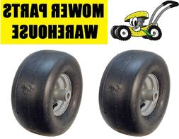 REPL HUSQVARNA WHEEL TIRE ASSEMBLY 11 x 6.00-5 SMOOTH 4 PLY
