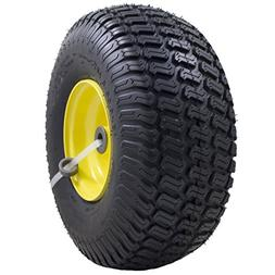 """MARASTAR 15x6.00-6"""" Front Tire Assembly Replacement for 100"""