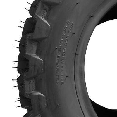 2 - Ply Lawn master Tires Tubeless