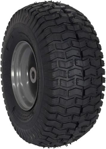 new 15x6 front tire assembly replacement