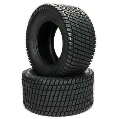 2* Lawn Mowers 4 Ply URF TIRES Tubeless Tractor P332 OD:16.14in