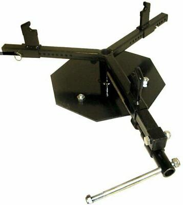 tire changer for small tires and wheels