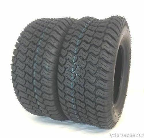 two 13x6 50 6 lawn mower tires