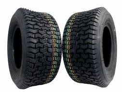 Lawn Mower Tires 2 Pack 16x6.5-8 16x6.50-8 16 MASSFX 4PLY 7.