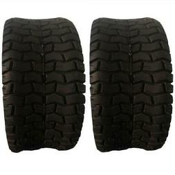 15x6.00-6 Turf Tires Lawn Mower Tractor 2 Ply Rated Tubeles