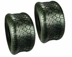 Stens 160-521 Set of 2 CST 4 Ply Tubeless Mowku Tires 20 x 1