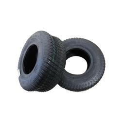 TWO New 11X4.00-5 Air-Loc Lawn Mower Turf Tires 4 ply Tubele