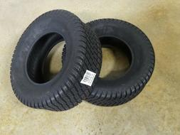 TWO New 24X9.50-12 Wanda P332 Turf Tires 4 ply rated TL w/ f