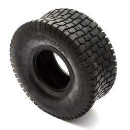 Tyre 15x6.00-6 Ride On Lawnmower Fits 6'' Rim Grass Safe Che