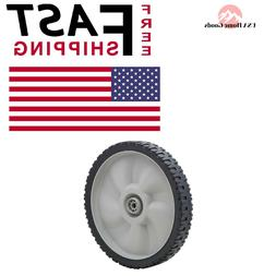 Universal Wheel 11 in. Replacement Walk Behind Lawn Lawn Mow